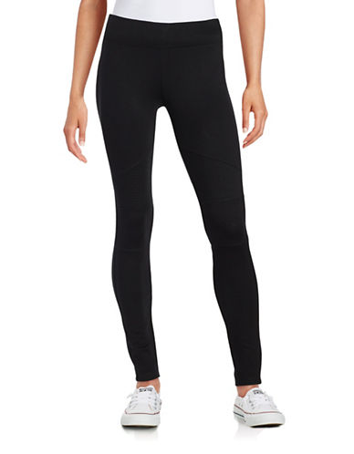 Marc New York Performance Moto Leggings-BLACK-Medium 88860154_BLACK_Medium