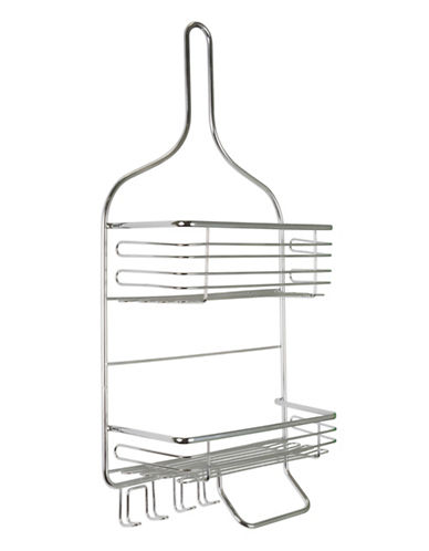Essential Needs Essential Steel Shower Caddy-CHROME-One Size