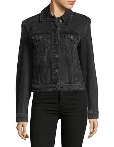 Mo & Co Denim Jacket-BLACK-Large 89838351_BLACK_Large