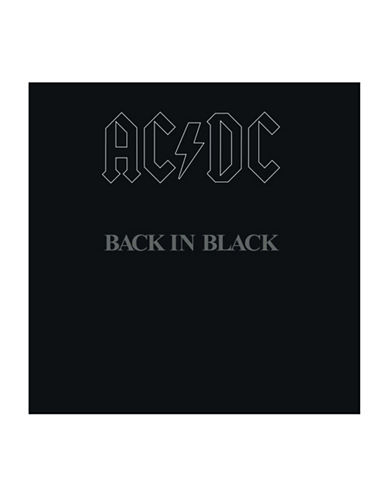 Vinyl AC/DC - Back In Black Vinyl-BLACK-One Size