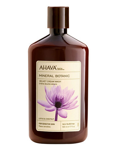 Ahava Mineral Botanic Lotus and Chestnut-NO COLOUR-One Size