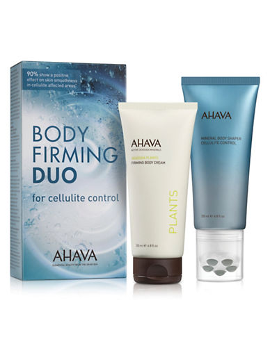 Ahava Cellulite Control Body Firming Duo Kit-NO COLOUR-One Size