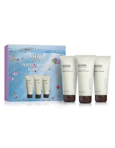 Ahava Perfect Mineral Body Trio-NO COLOUR-One Size