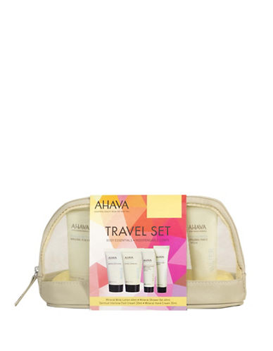 Ahava Body Starter Kit Travel Set-NO COLOUR-One Size