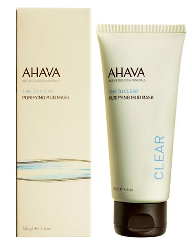 Ahava Purifying Mud Mask-NO COLOUR-100 ml