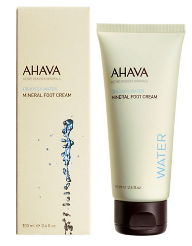 Ahava Mineral Foot Cream-NO COLOUR-100 ml