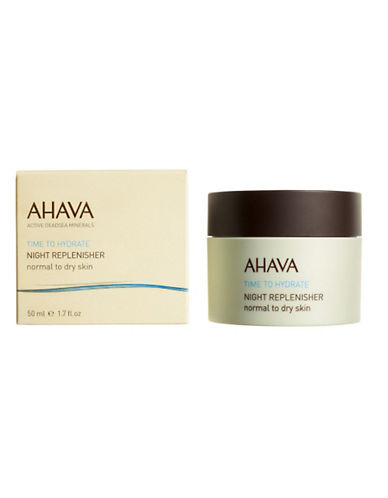 Ahava Night Replenisher For Normal To Dry Skin-NO COLOUR-50 ml