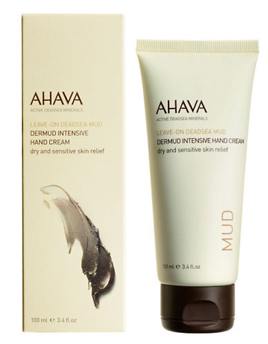 Ahava Dermud Intensive Hand Cream-NO COLOUR-100 ml