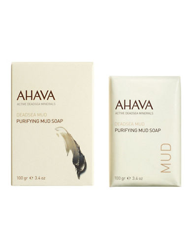 Ahava Purifying Mud Soap-NO COLOUR-100 ml