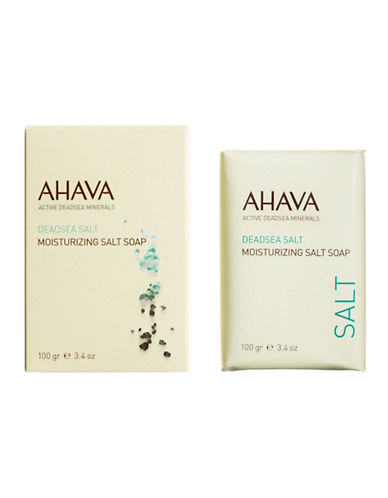 Ahava Moisturizing Salt Soap-NO COLOUR-100 ml