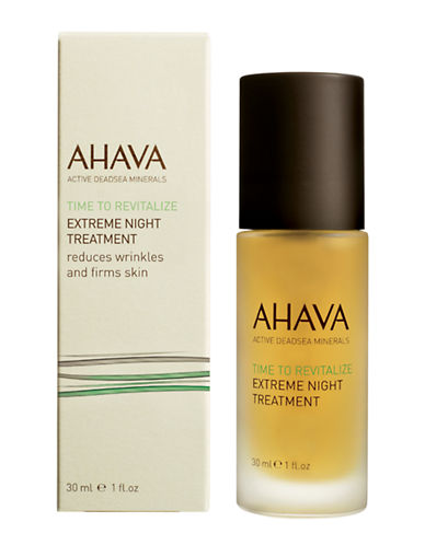 Ahava Extreme Night Cream-NO COLOUR-30 ml