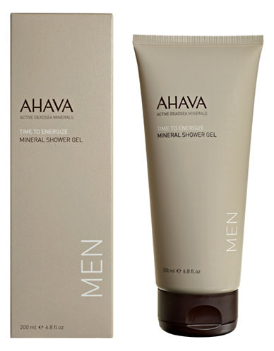 Ahava Mens Mineral Shower Gel-NO COLOUR-200 ml