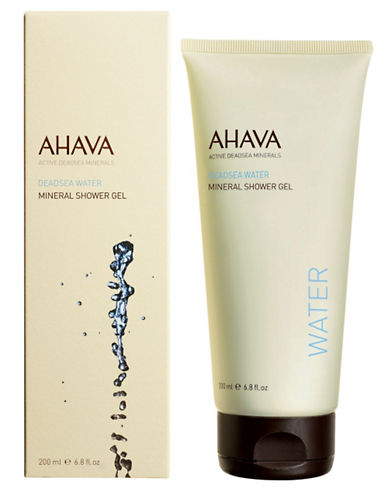 Ahava Mineral Shower Gel-NO COLOUR-200 ml