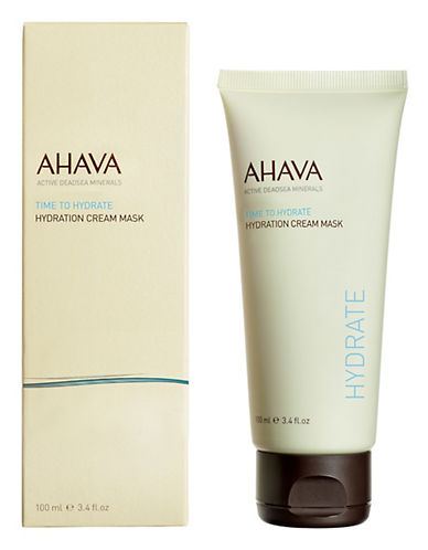 Ahava Hydration Cream Mask-NO COLOUR-100 ml