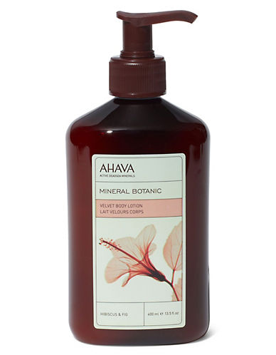 Ahava Mineral Botanic Body Lotion Hibiscus And Fig-NO COLOR-One Size