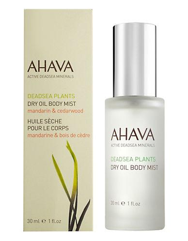 Ahava Travel Size Dry Oil Body Mist-NO COLOUR-30 ml