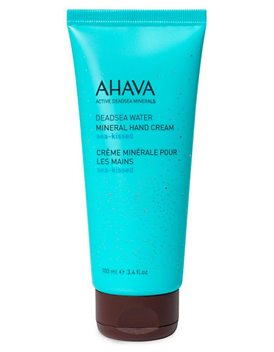 Ahava Mineral Hand  Cream - Sea-Kissed-NO COLOUR-100 ml