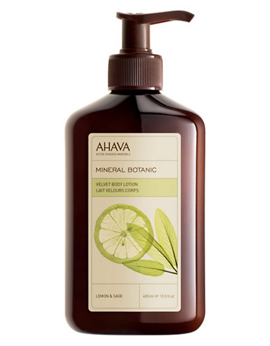 Ahava Mineral Botanic Velvet Body Lotion-NO COLOUR-380 ml