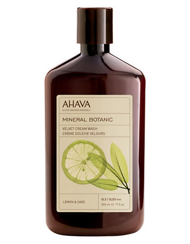 Ahava Mineral Botanic Velvet Cream Wash-NO COLOUR-500 ml