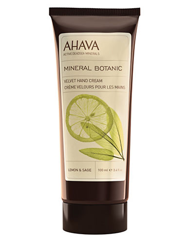 Ahava Mineral Botanic Velvet Hand Cream-NO COLOUR-100 ml