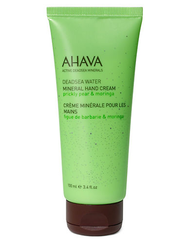 Ahava Prickly Pear & Moringa Dry Oil Body Mist-NO COLOUR-One Size
