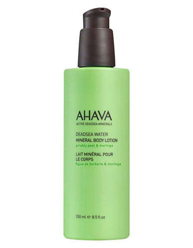 Ahava Mineral Body Lotion - Prickly Pear and Moringa-NO COLOUR-One Size