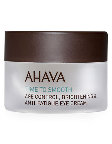 Image of Ahava Age Control Brightening and Anti-Fatigue Eye Cream-NO COLOUR-One Size