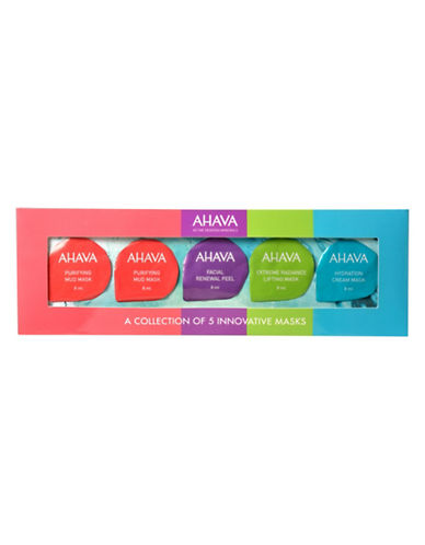 Ahava Mix And Mask Four-Piece Collection-NO COLOUR-One Size