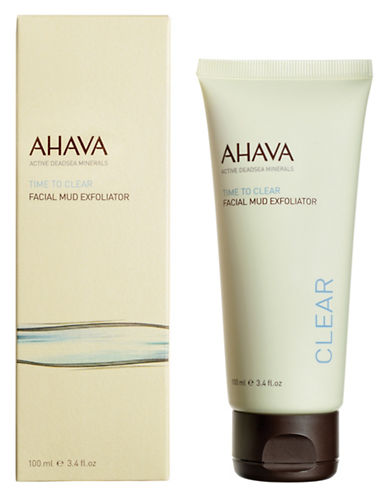 Ahava Facial Mud Exfoliator-NO COLOUR-100 ml