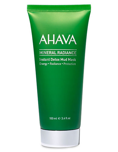 Ahava Mineral Radiance Instant Detox Mask-NO COLOUR-100 ml