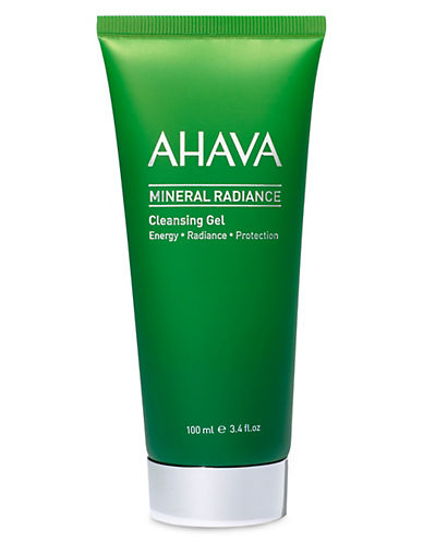 Ahava Mineral Radiance Cleansing Gel-NO COLOUR-100 ml