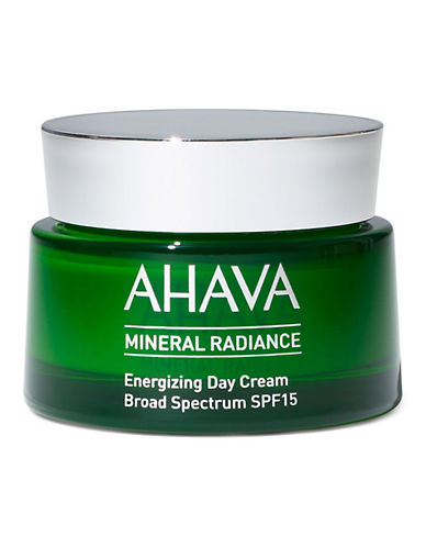 Ahava Mineral Radiance Energizing Day Cream-NO COLOUR-50 ml