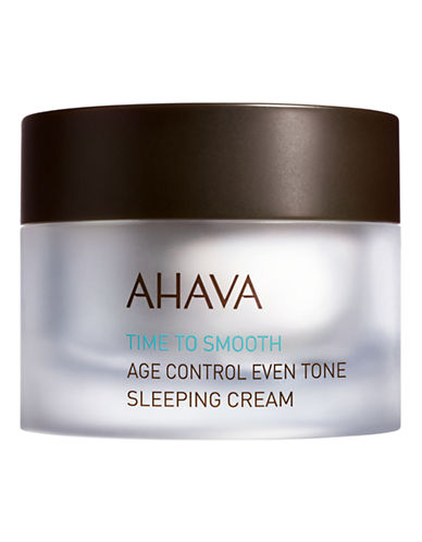 Ahava Age Control Even Tone Sleeping Cream-NO COLOUR-50 ml