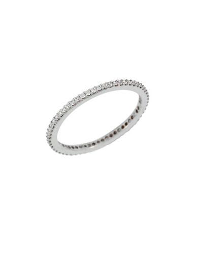 Fine Jewellery Limoges Pave Eternity Band with 0.30 TCW Diamonds-DIAMOND-7