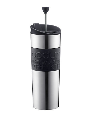 Bodum Stainless Steel Travel Press Coffee Maker photo