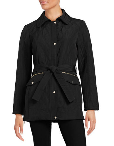 London Fog Essential Quilted Walker Jacket-BLACK-Small 88012970_BLACK_Small