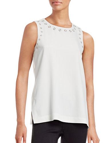 Calvin Klein Vented Grommet Tank-WHITE-Medium 88712602_WHITE_Medium