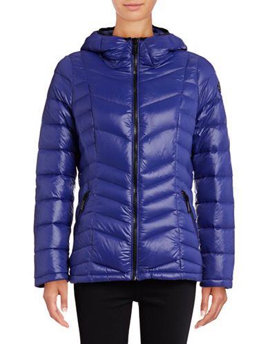 Calvin Klein Short Packable Down Jacket-BLUE-X-Small 88988179_BLUE_X-Small