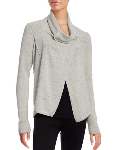 Calvin Klein Performance Performance Cotton Ribbed Sweater-GREY-Large 88611868_GREY_Large