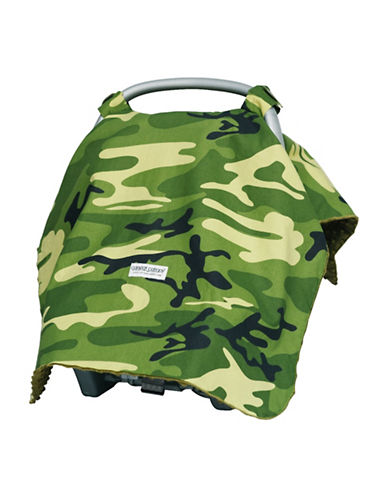 Carseat Canopy Hunter Carseat Canopy-GREEN-One Size