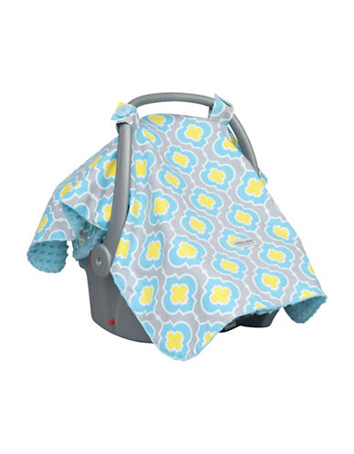 Carseat Canopy Kennedy Carseat Canopy-MULTI-One Size
