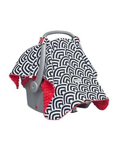 Carseat Canopy Soloman Carseat Canopy-MULTI-One Size
