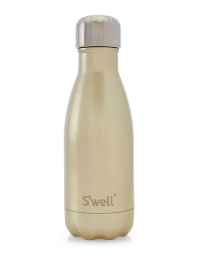 SWell Sparkling Champagne Stainless Steel Water Bottle-GOLD-One Size