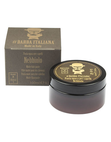 Barba Italiana Nebbiolo Matte Hair Paste-NO COLOR-100 ml