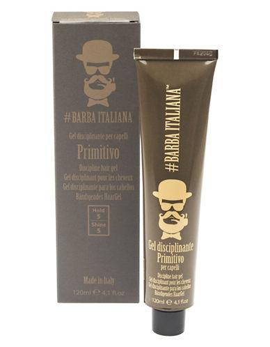 Barba Italiana Primitivo Discpline Hair Gel-NO COLOR-120 ml