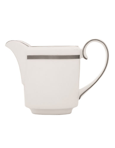 Vera Wang Infinity Creamer-WHITE/PLATINUM-One Size