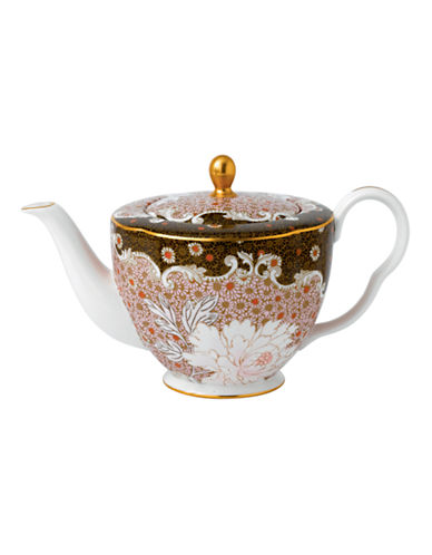 Wedgwood Daisy Tea Story Collection 1 Liter Teapot-MULTI-One Size