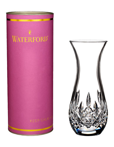 Waterford Wedgwood Giftology Sugar Bud Vase-CLEAR-One Size