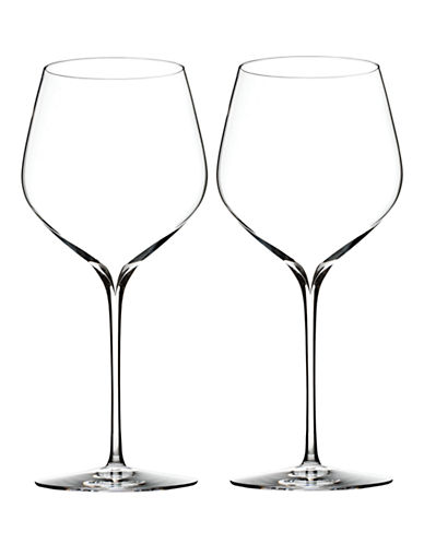 Waterford Wedgwood Elegance Cabernet Sauvignon Wine Glass Pair-CLEAR-One Size