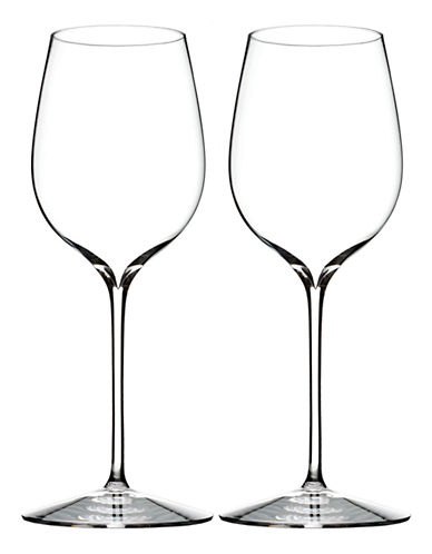 Waterford Wedgwood Elegance Pinot Noir Wine Glass Pair-CLEAR-One Size